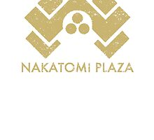 A distressed version of the Nakatomi Plaza symbol by Elton McManus