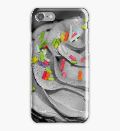 Sprinkles without the cupcake iPhone Case/Skin