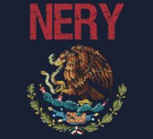 Nery Surname Mexican Kids Clothes