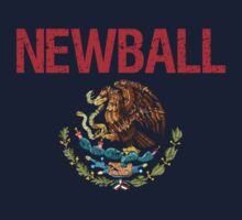 Newball Surname Mexican Kids Clothes