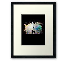 Star Children Framed Print