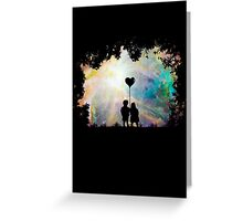 Star Children Greeting Card