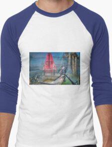 MARINE LAYER Men's Baseball ¾ T-Shirt