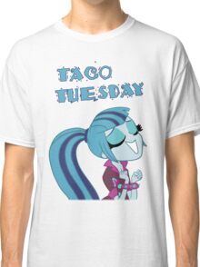Sonata Dusk - Taco Tuesday (Without Tacos) Classic T-Shirt