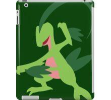 Badass Grovyle iPad Case/Skin
