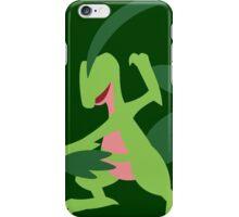 Badass Grovyle iPhone Case/Skin