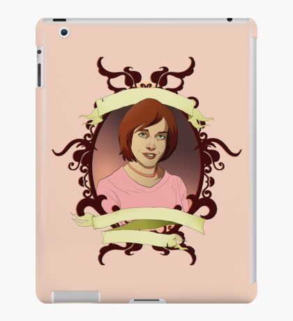Willow - Buffy the Vampire Slayer iPad Case/Skin