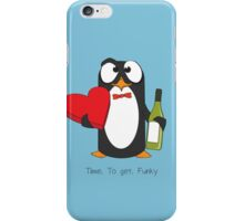 Love Penguin iPhone Case/Skin