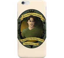 Xander - Buffy the Vampire Slayer iPhone Case/Skin
