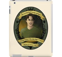 Xander - Buffy the Vampire Slayer iPad Case/Skin