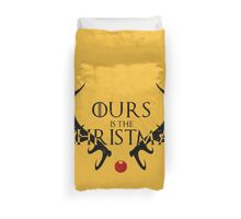Ours Is The Christmas Duvet Cover