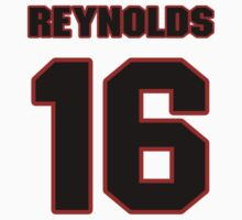 NFL Player Jaz Reynolds sixteen 16 by imsport