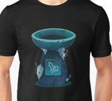 Glitch Shrines npc shrine uralia lem Unisex T-Shirt