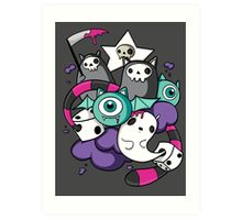 death dice Art Print