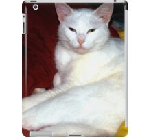Ask nice and I might move over! iPad Case/Skin