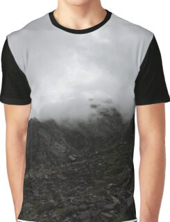 Through Mists Of Time Graphic T-Shirt