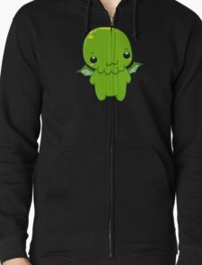chibi cthulhu - the green monster T-Shirt
