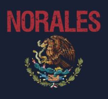 Norales Surname Mexican Kids Clothes