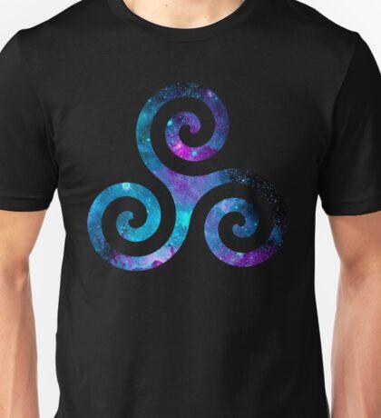 Galaxy Teen Wolf Triskelion Unisex T-Shirt