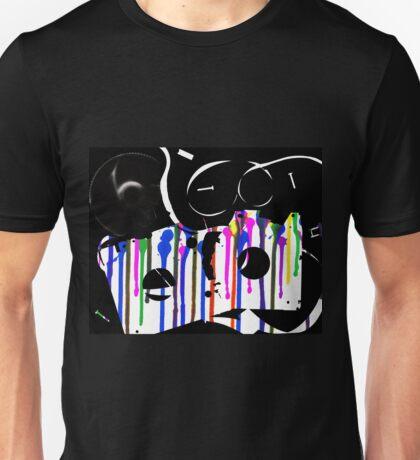 Vibrant Destruction  Unisex T-Shirt