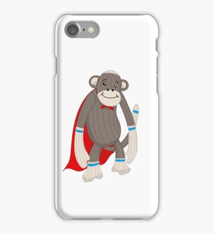 super sock iPhone Case/Skin