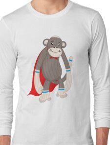 super sock Long Sleeve T-Shirt