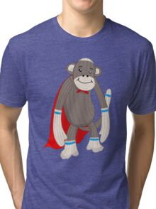 super sock Tri-blend T-Shirt
