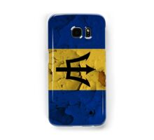 BARBADOS-FLAG Samsung Galaxy Case/Skin