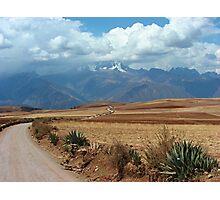 Highland Plateau Photographic Print