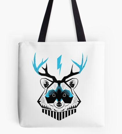 Nightly Neon Tote Bag