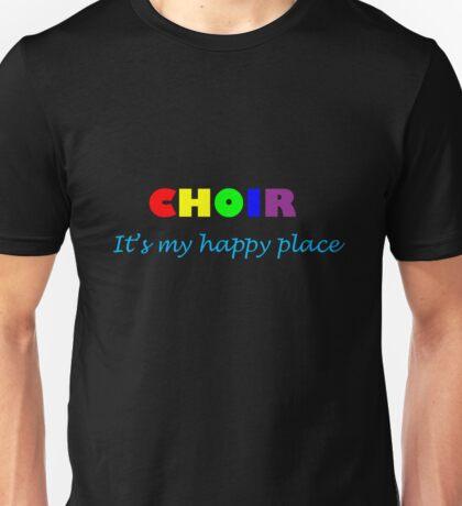 Choir: Happy Place T-Shirt