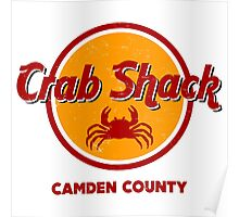 Crab Shack: Camden County Poster