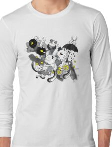 We're  singing in the rain Long Sleeve T-Shirt