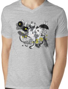 We're  singing in the rain Mens V-Neck T-Shirt