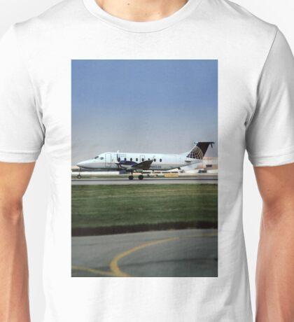 Continental Express Beech 1900D N81536 Unisex T-Shirt