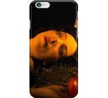 Snow White and the Apple iPhone Case/Skin