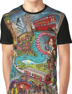Sounds of London Graphic T-Shirt