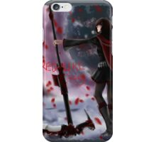Red Like Roses iPhone Case/Skin