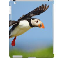 Prepare yourself......It looks like it could be a Puff landing!! iPad Case/Skin