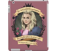 Rose - Doctor Who iPad Case/Skin