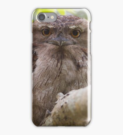 Mum Being Cute iPhone Case/Skin