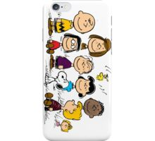 Peanuts all the best iPhone Case/Skin