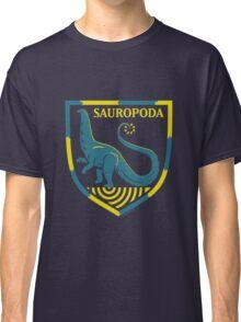 Sauropoda: Dinosaur Coat of Arms Classic T-Shirt