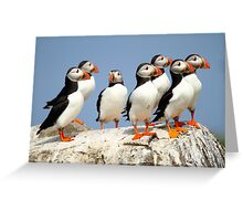 The Gathering Greeting Card