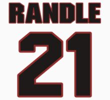 NFL Player Joseph Randle twentyone 21 by imsport