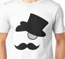 Wealthy Man Unisex T-Shirt
