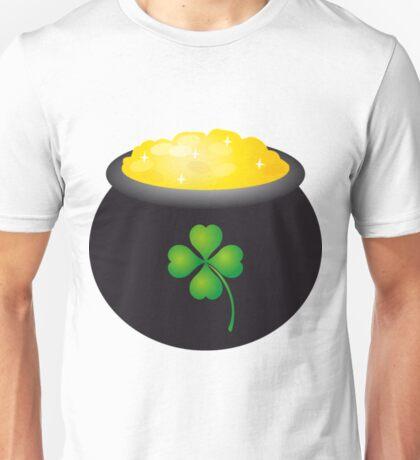 Pot Of Gold- st patricks day shirts Unisex T-Shirt