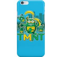 Teenage Minion Ninja Turtles iPhone Case/Skin