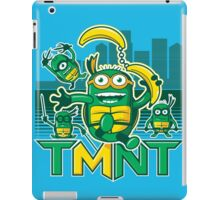 Teenage Minion Ninja Turtles iPad Case/Skin