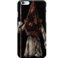 The Red Pyramid Thing iPhone Case/Skin